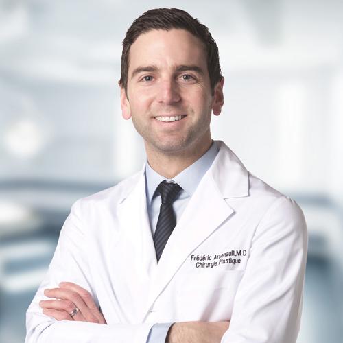 Dr Frédéric Arsenault | Chirurgie plastique et esthétique à Québec